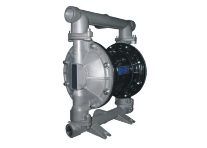 Aluminum air operated diaphragm pump for ceramics mix & cast , glaze 40gpm 150L / min 5m