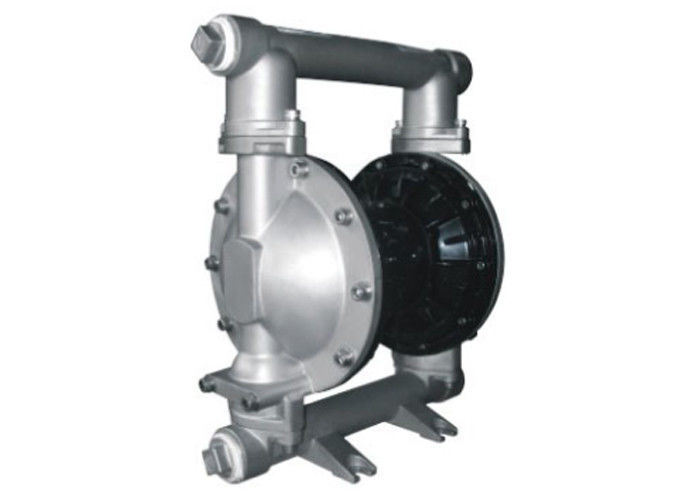 Pneumatic Stainless steel diaphragm pump for food processing transfer